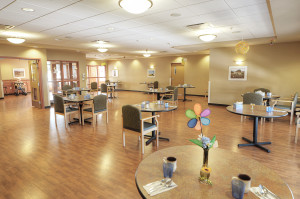 AgeCare Sunrise Gardens - Seniors Living - Dining