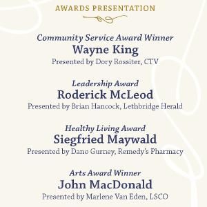 COL SODA PROGRAM 2016 Award Winners Only
