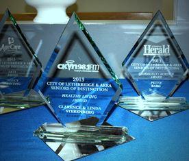 SODA COL 2013 Awards