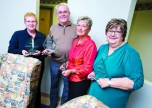 Lethbridge 2014 Seniors of Distinction Winners