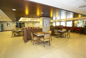 AgeCare Seton Dining Room