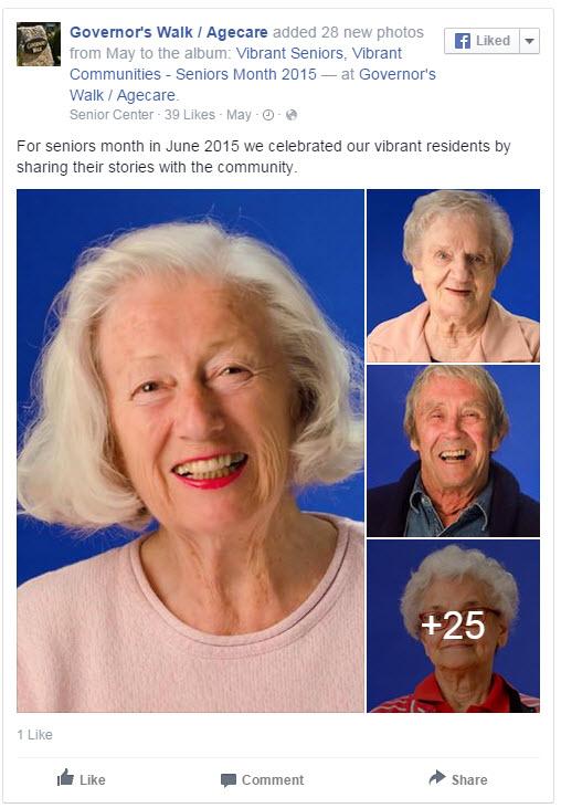 GW FB Vibrant Seniors