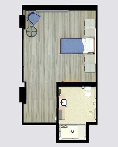 SkyPointe Floorplan