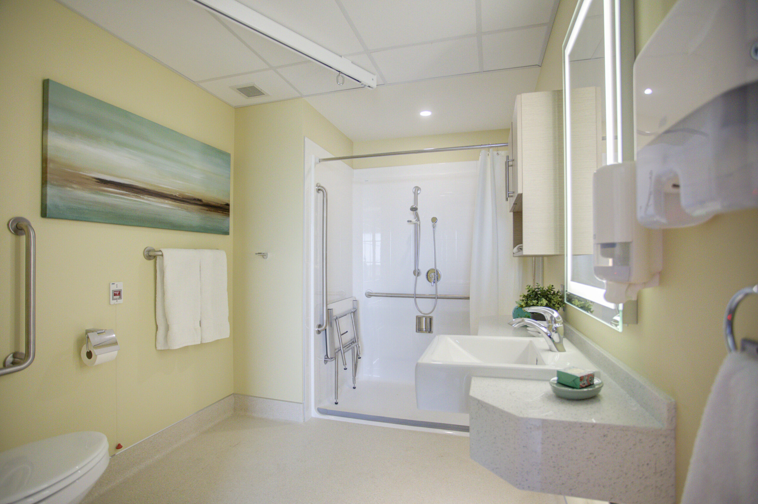 Resident Washroom